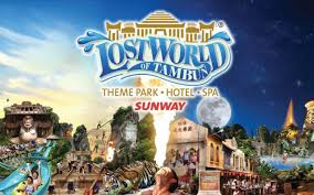 Lost World Of Tambun Ticket
